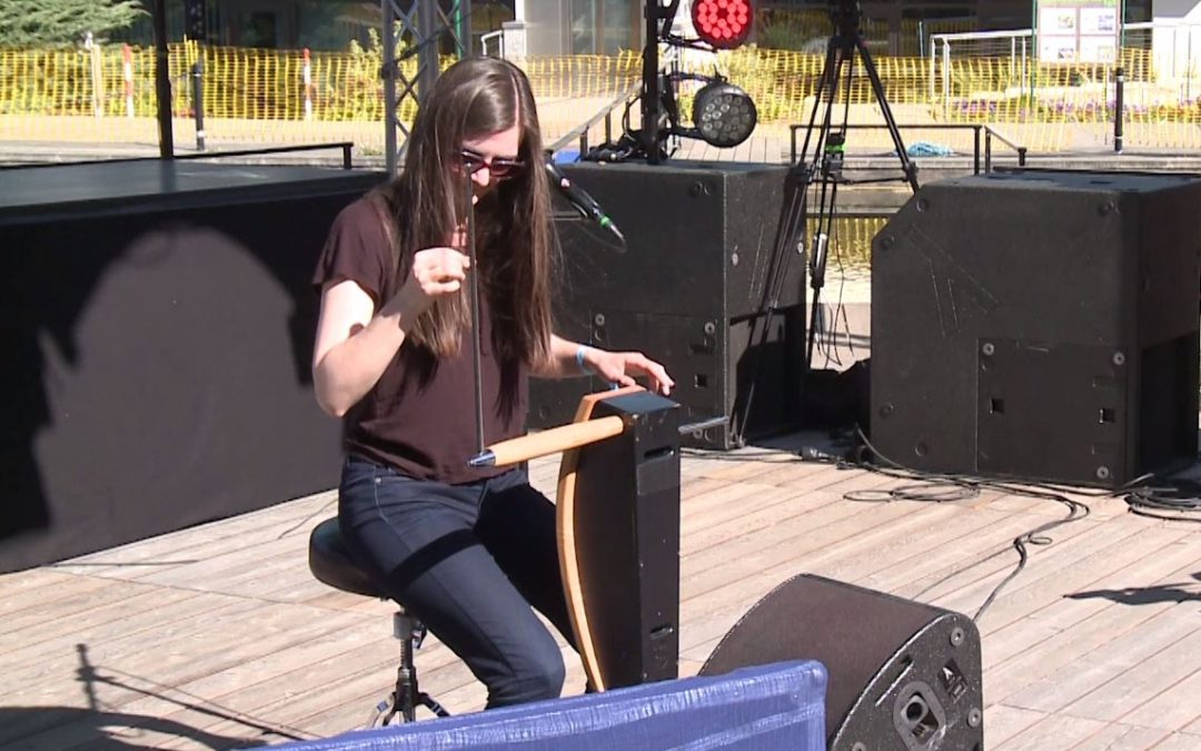 Video: Carolina Eyck @SUPERBOOTH18