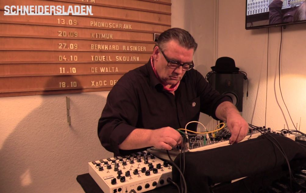 Video: Phonoschrank concert @SchneidersLaden