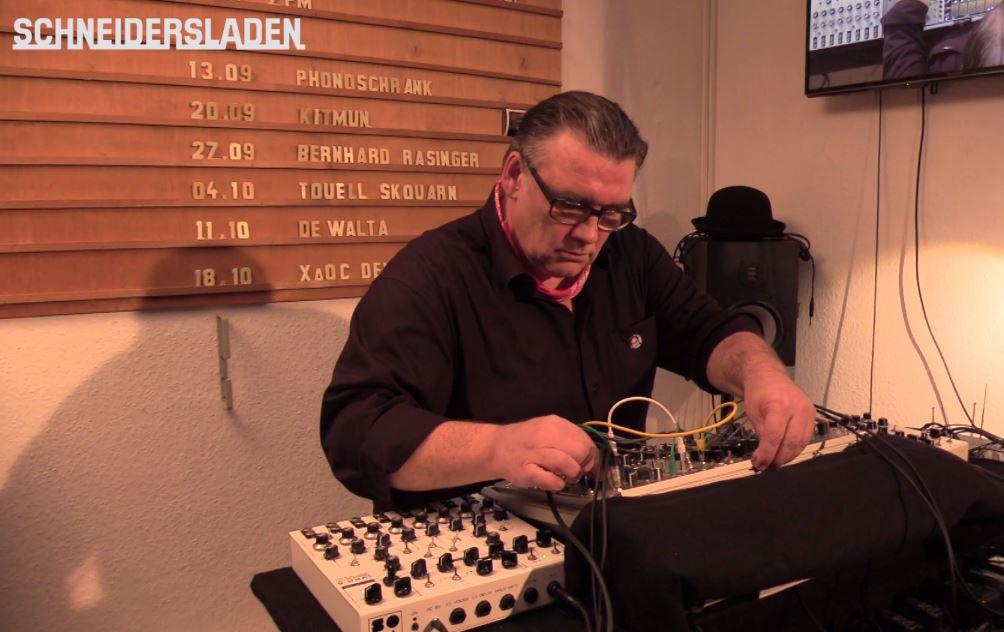 Video: Phonoschrank concert @SchneidersLaden