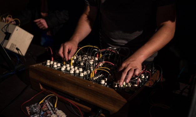 Vermona Workshop with Tom Körting at SchneidersLaden // Nov 15th