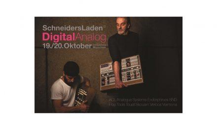 DigitalAnalog 2018 in Munich – with SchneidersLaden