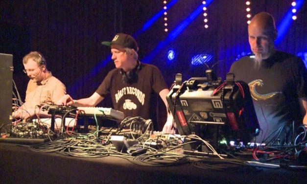 Kreisferkeer Flaake – live @SUPERBOOTH18