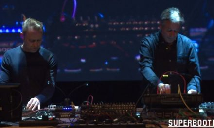 Max Loderbauer & Tobias Freund as NSI @SUPERBOOTH18