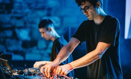 Nicolas Bougaïeff – live performance for Endorphin.es