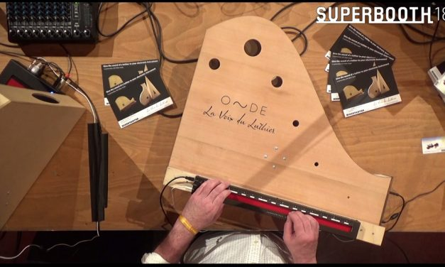 THURSDAY: Haken Audio & La Voix du Luthier – Onde // Workshop at SchneidersLaden