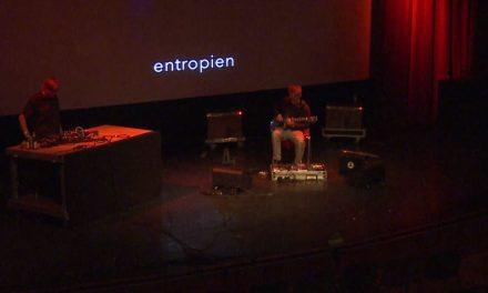 die ANGEL (Ilpo Väisänen / Dirk Dresselhaus) – entropien @SUPERBOOTH18