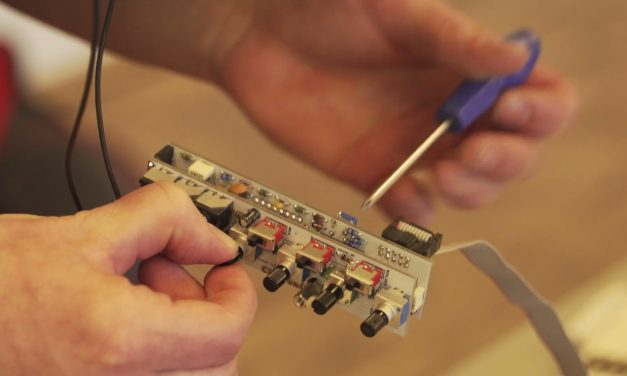 Education at SUPERBOOTH19: Synth Workshops and DIY