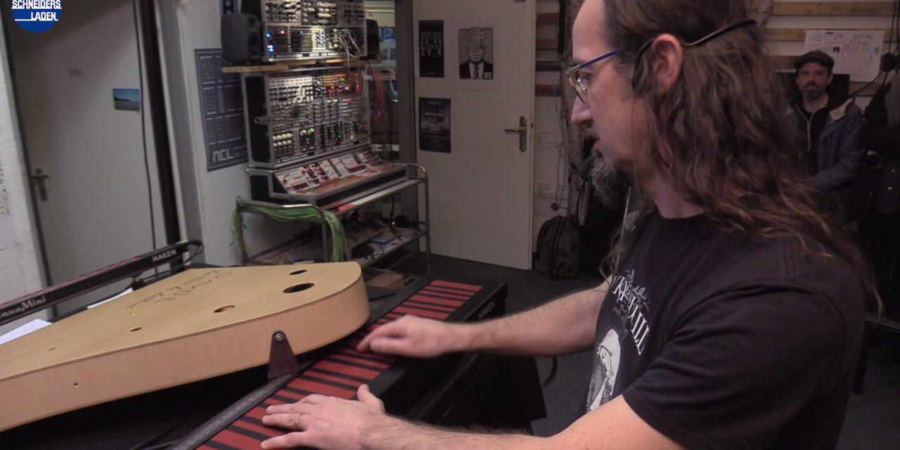 Video: Haken Audio & La Voix du Luthier – Onde
