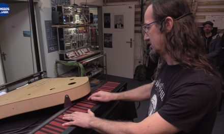 Video: Haken Audio & La Voix du Luthier – Onde