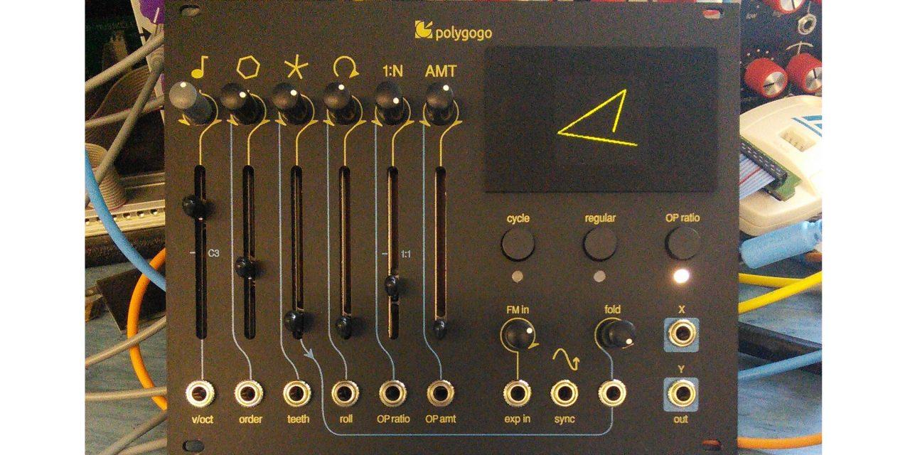World premiere on Thursday – 7:30pm: polygogo Oscillator by E-RM
