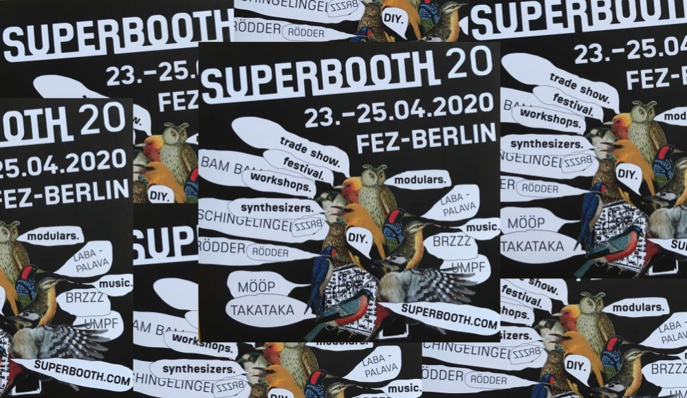 New visitor record at SUPERBOOTH19