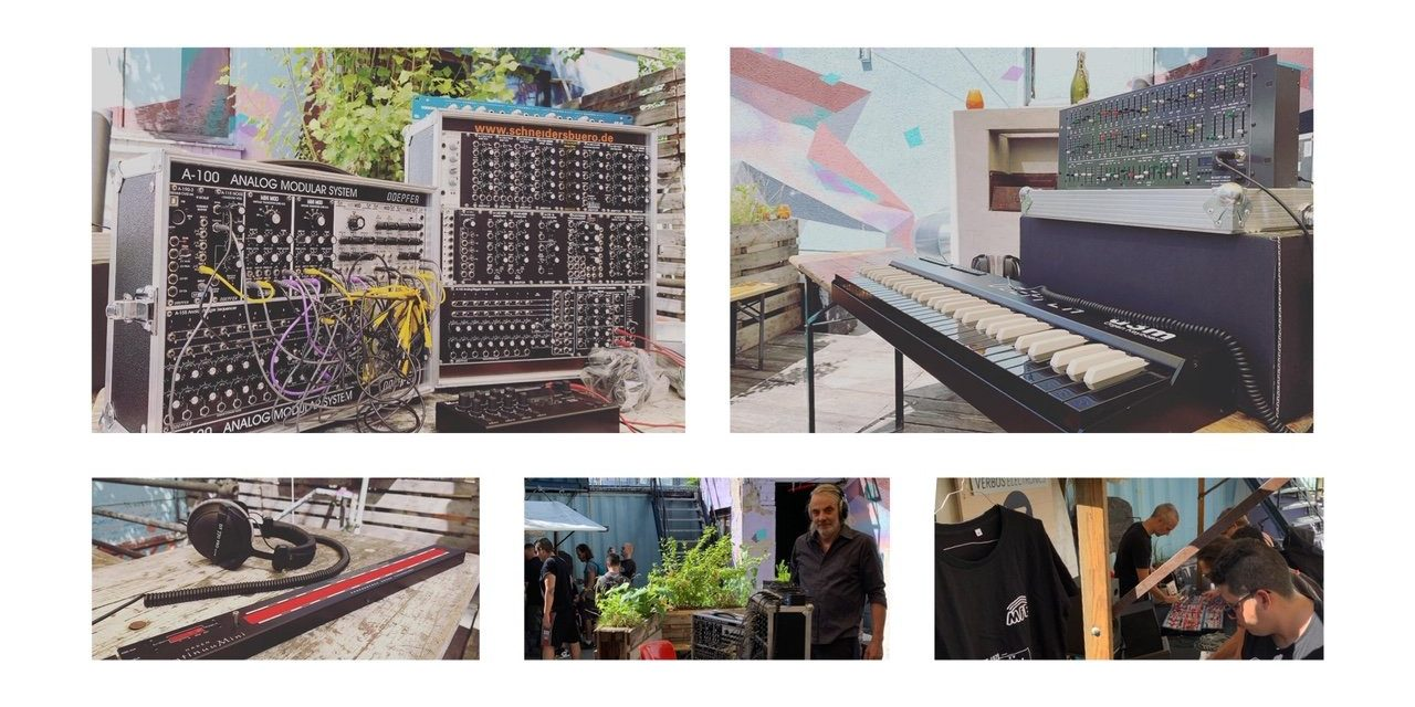 Krake Label & Synth Market