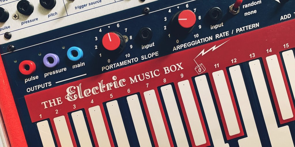 Buchla Workshop: Getting started with the Music Easel