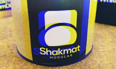 Shakmat Moduar – Performance & Workshop at SchneidersLaden