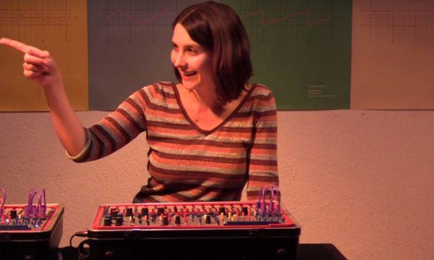 Jessica Kert – Buchla Music Easel