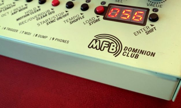MFB workshop and performance at SchneidersLaden on Hallowhat?! – Boo!