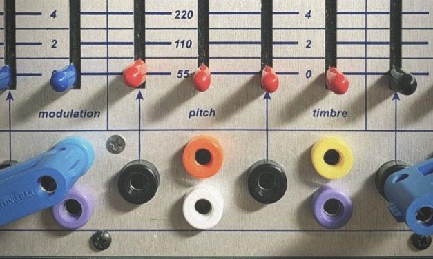Carsten Rochow – Buchla Music Easel