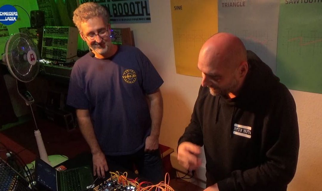 Video: vpme.de and Matze – Workshop and performance