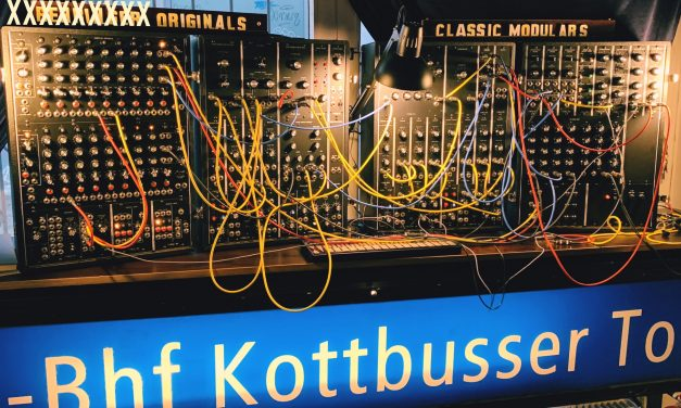 Moog Modular 5U Workshop Thursday 6pm @SchneidersLaden