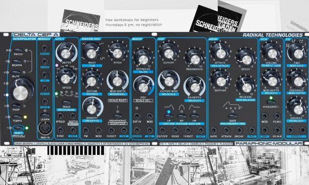 New workshop Video: Radikal Technologies – Delta CEP A