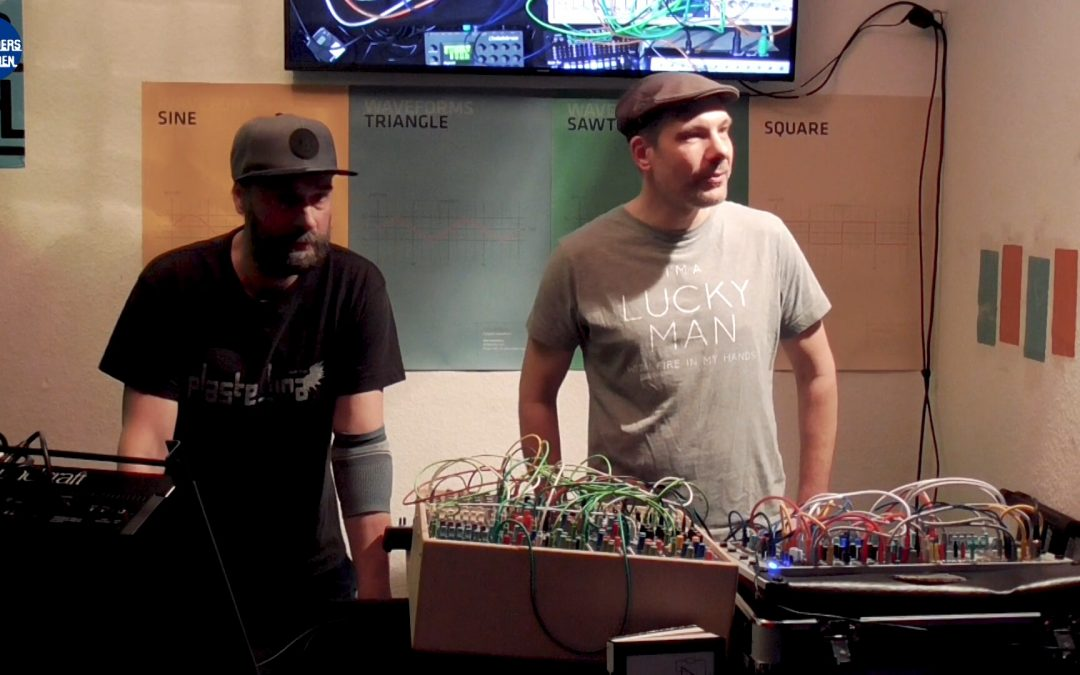 IO Instruments @SchneidersLaden – workshop video
