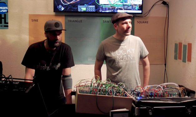 IO Instruments @SchneidersLaden – workshop video