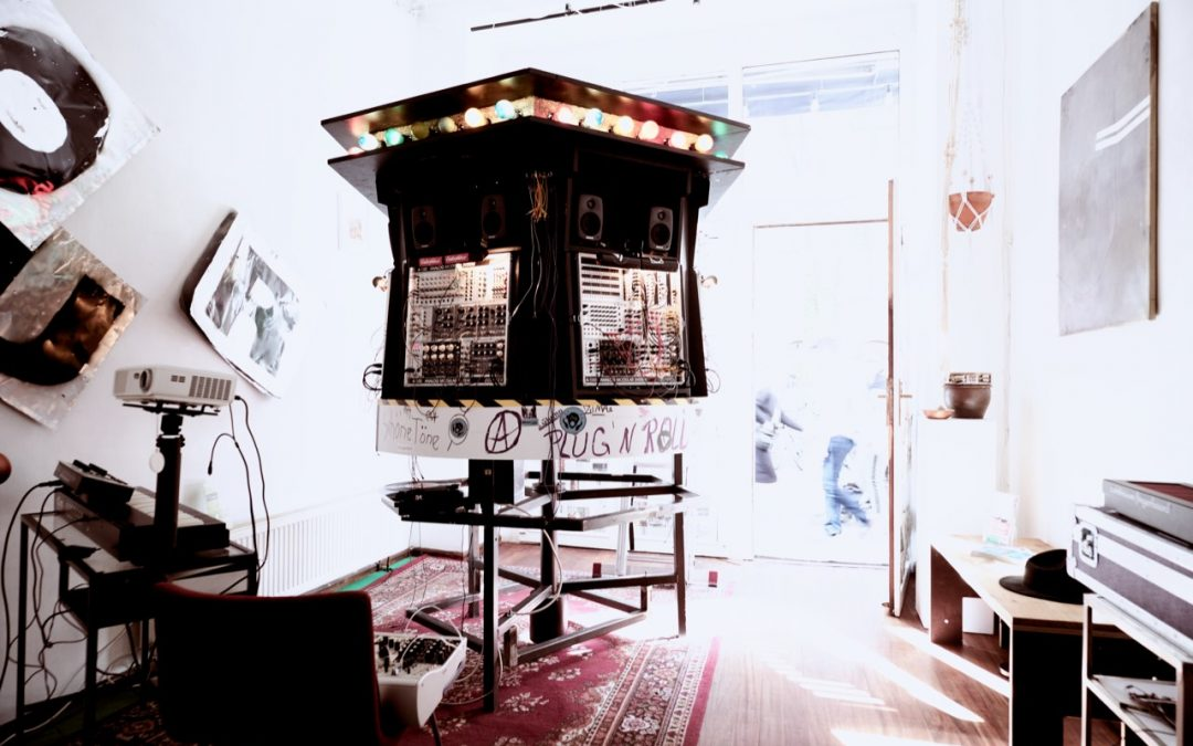 Modular Caroussel at GH36 Gallery