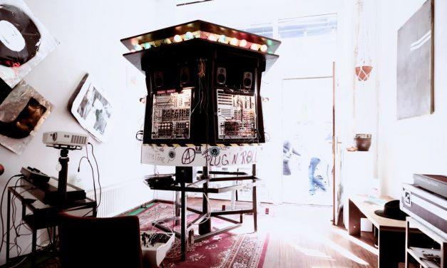 Modular Caroussel at GH36 Gallery