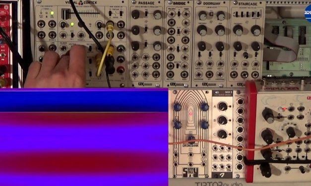 VanTa – Workshop On Video Synthesis @SchneidersLaden