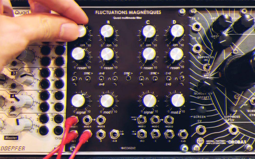 Eowave – Fluctuations Magnétiques