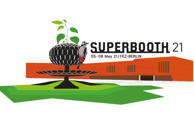 SUPERBOOTH21 & SOOPERgrail